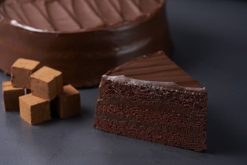 ALL CHOCOLATE CAKE