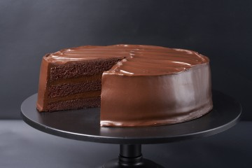 All Chocolate Cake