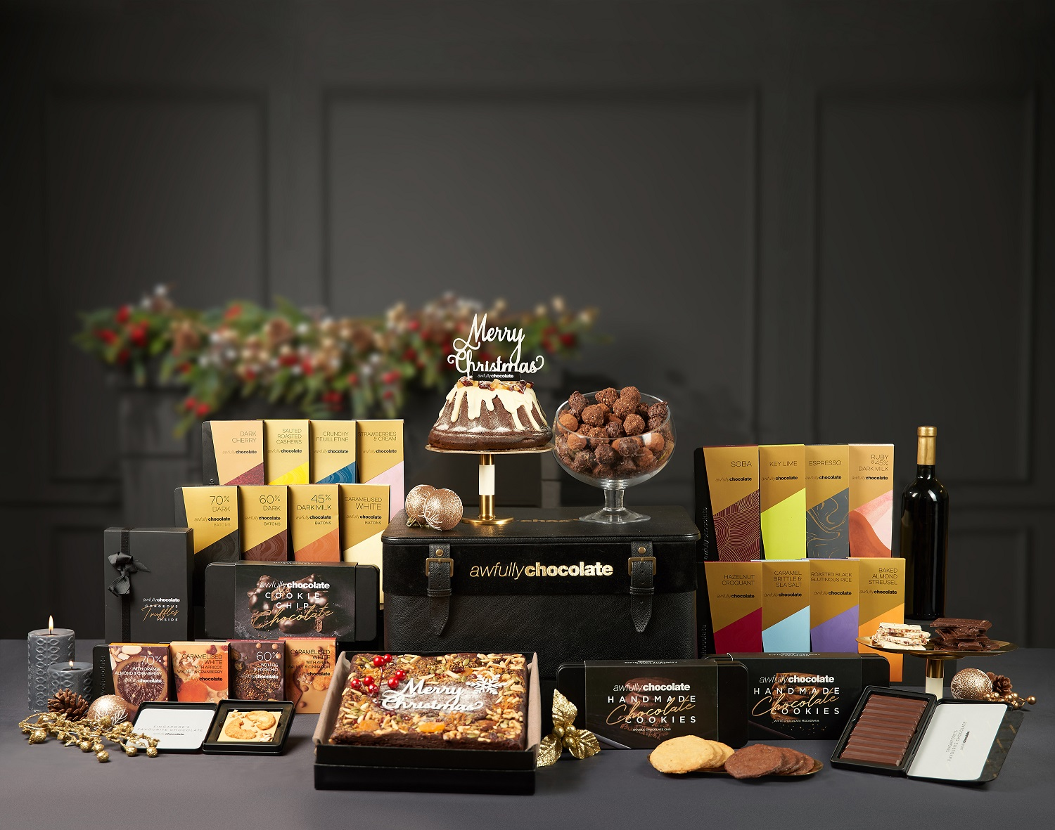 Corporate Gifts In Singapore Awfully Chocolate